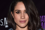 Meghan Markle Medium Wavy Cut