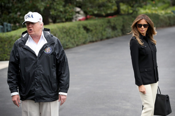 Melania Trump Military Jacket