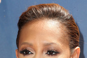 Melanie Brown Long Braided Hairstyle