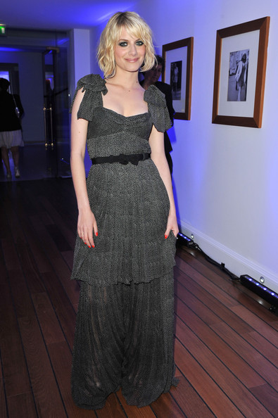 Melanie Laurent Evening Dress