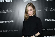 Melissa George Turtleneck
