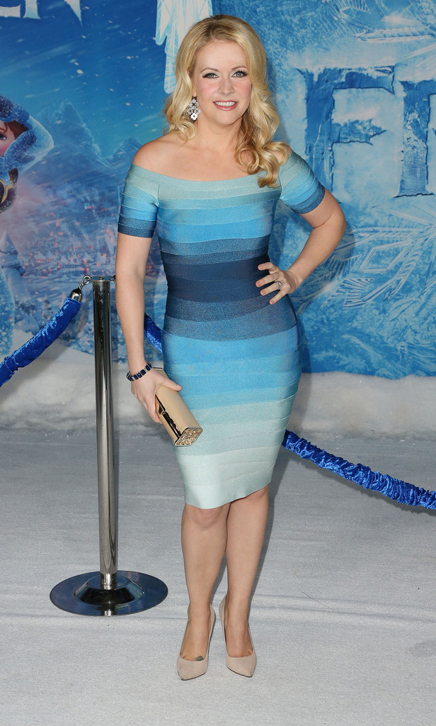 Melissa Joan Hart Bandage Dress Melissa Joan Hart Looks