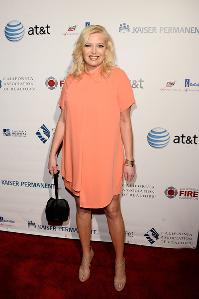 Melissa Peterman Shift Dress
