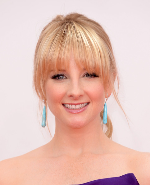 Melissa Rauch Dangling Turquiose Earrings