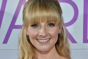 Melissa Rauch Half Up Half Down