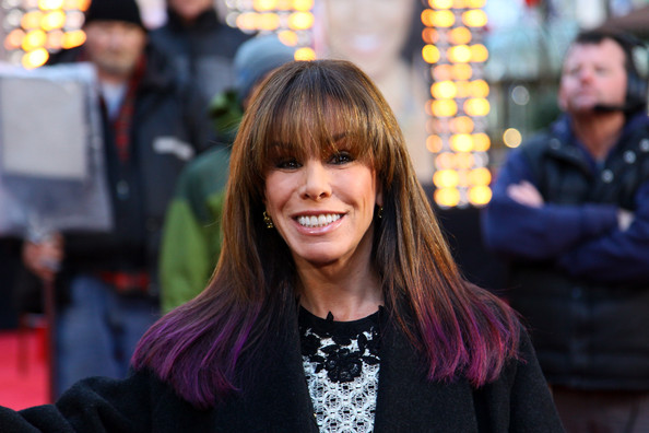 Melissa Rivers Ombre Hair