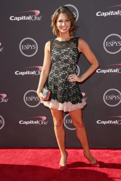 Melissa Rycroft Cocktail Dress