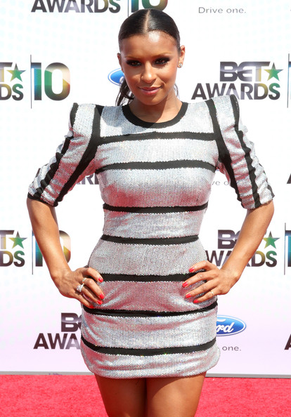 Melody Thornton Ponytail