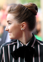 Kaitlyn Dever sported an adorable diamond ear cuff by Forevermark at the TIFF premiere of 'Men, Women & Children.'
