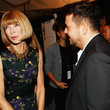 Narciso Rodriguez and Anna Wintour