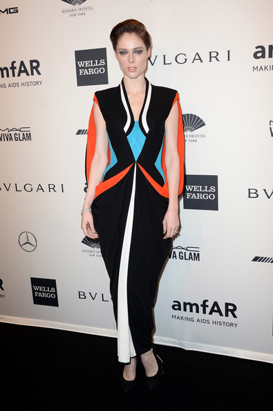 Coco Rocha in Jean Paul Gaultier Couture