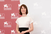 Mia Wasikowska Day Dress