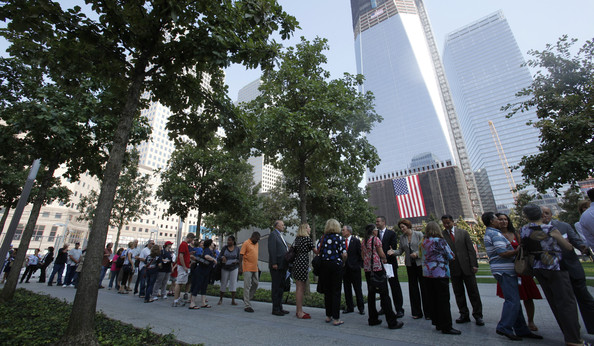 9/11 Memorial At World Trade Center Site Opens To Public