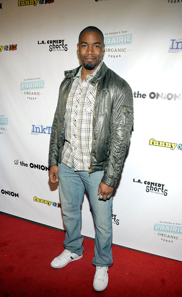 Michael Jai White Clothes