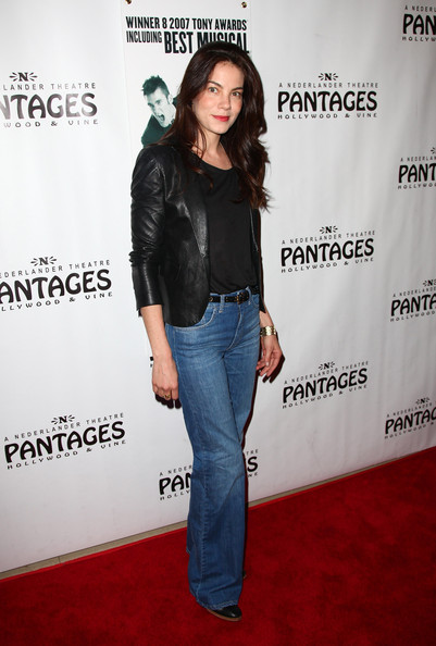 Michelle Monaghan Bootcut Jeans []