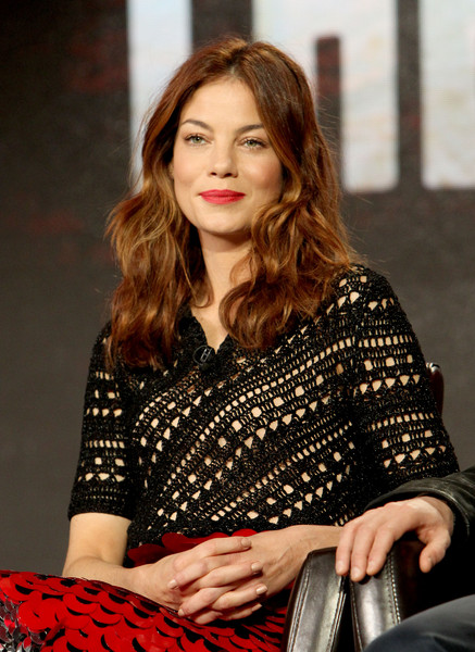 Michelle Monaghan Knit Top