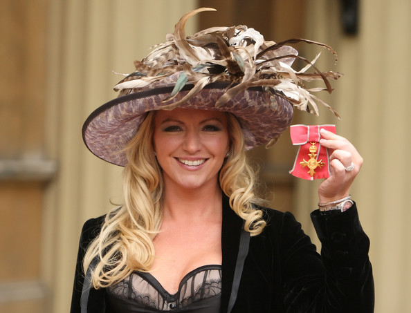 Michelle Mone Decorative Hat