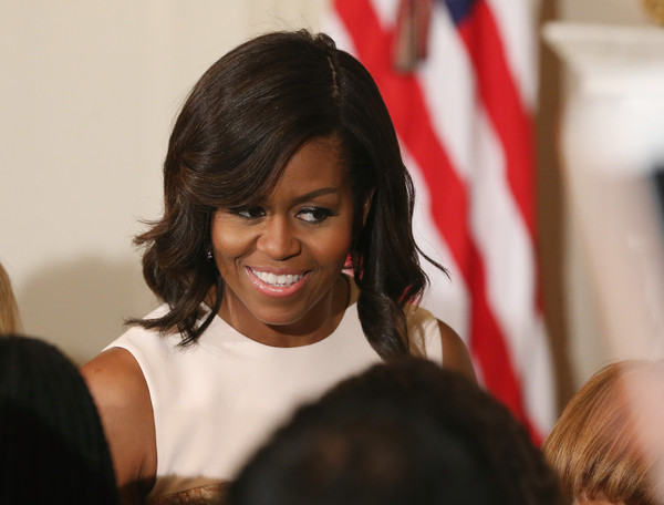 President and Mrs Obama Host Poetry Workshop And Reading At White House