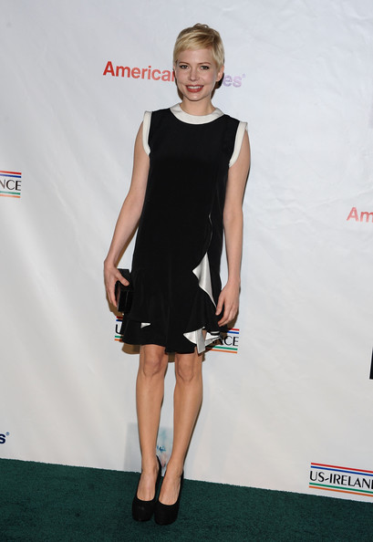 Michelle Williams Platform Pumps