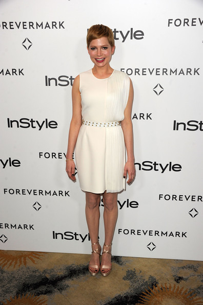 Michelle Williams Platform Sandals