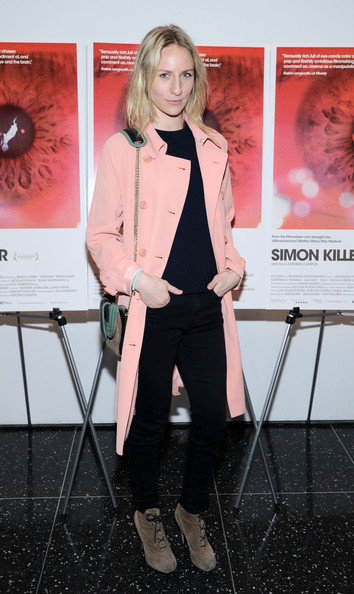 Mickey Sumner Trenchcoat