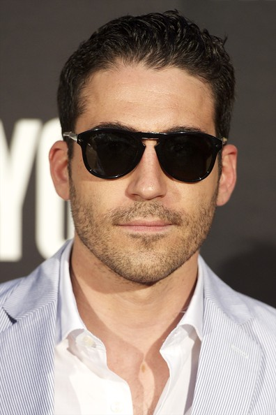 Miguel Angel Silvestre Sunglasses