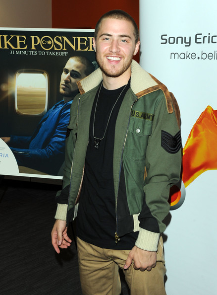 Mike Posner Clothes