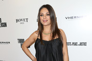 Mila Kunis Maternity Dress