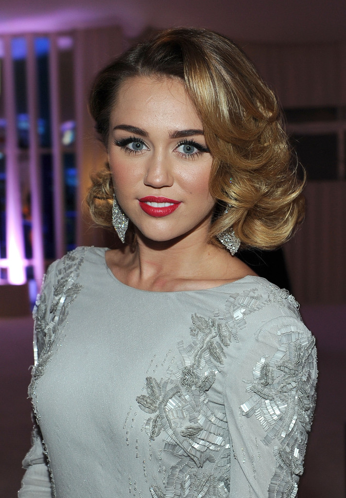 a ranking of our favorite miley cyrus hairstyles�plus her