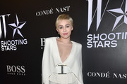Miley Cyrus Wide Leg Pants