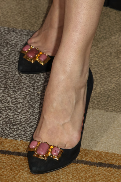 Milla Jovovich Shoes