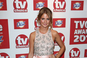 Millie Mackintosh Metallic Clutch