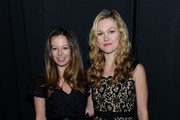 Michelle Smith and Julia Stiles Photo
