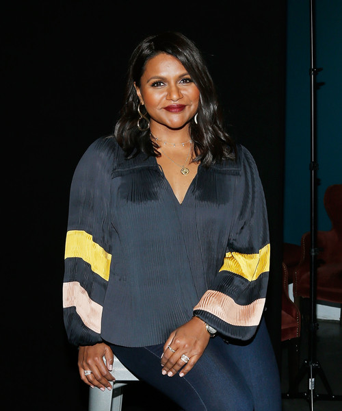 Mindy Kaling Stackable Rings