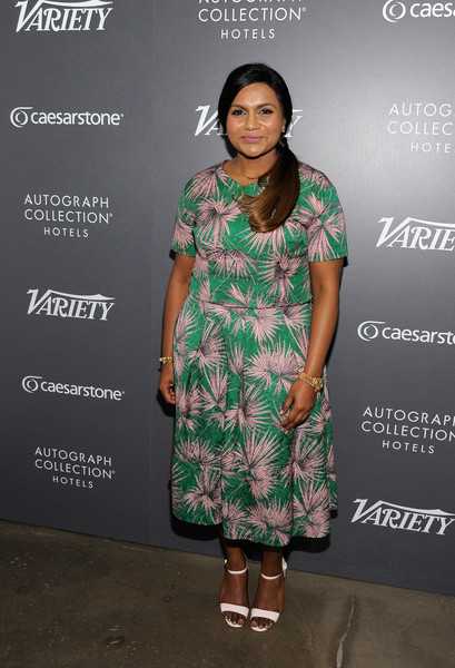 Mindy Kaling Strappy Sandals