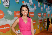 Ming-Na Wen Lace Dress