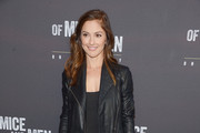 Minka Kelly Leather Jacket