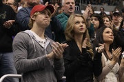 Taylor Swift and Chord Overstreet Photo
