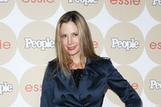 Mira Sorvino Trenchcoat