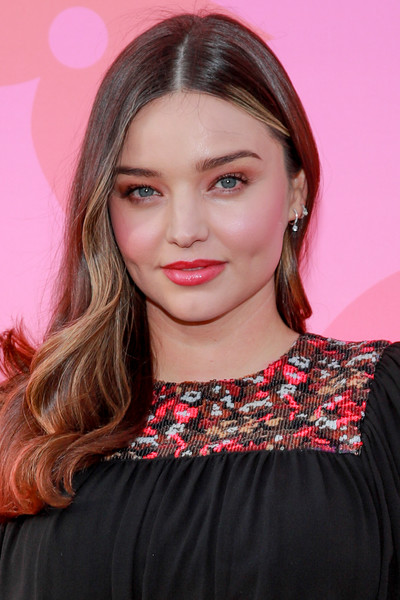Miranda Kerr Long Wavy Cut
