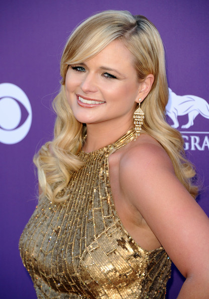 Miranda Lambert Diamond Chandelier Earrings