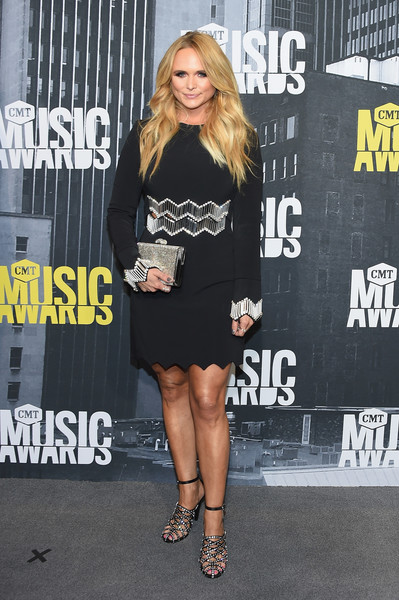 Miranda Lambert Mini Skirt