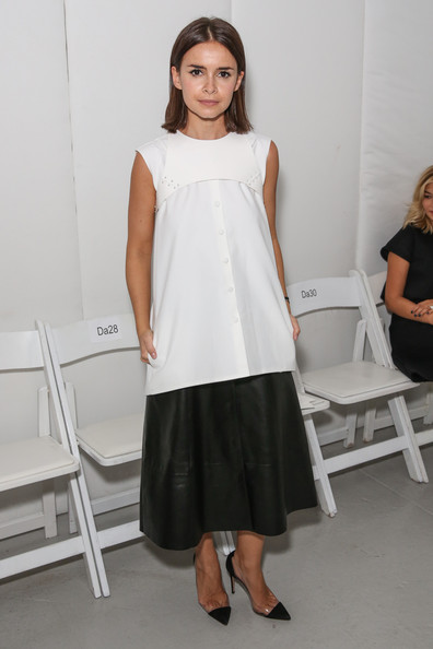Miroslava Duma Long Skirt