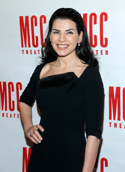More Pics of Julianna Margulies Long Wavy Cut (1 of 6) - Long Wavy Cut Lookbook - StyleBistro
