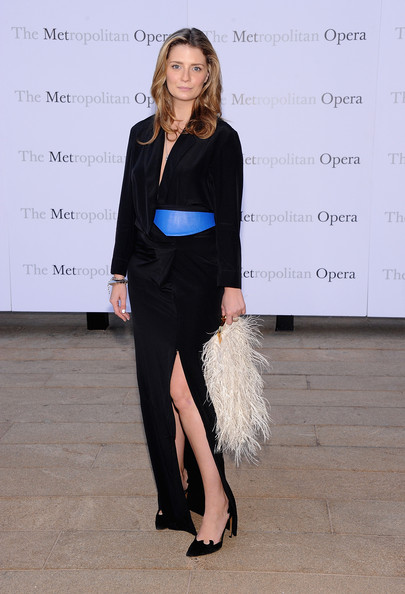 Mischa Barton Evening Dress