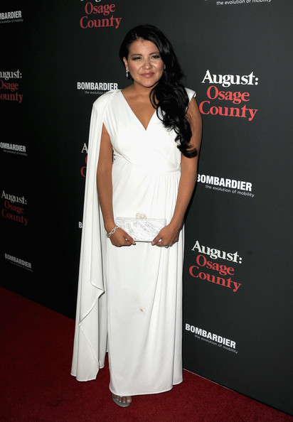 Misty Upham Clothes