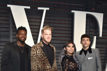 Mitch Grassi 2017 Vanity Fair Oscar Party Hosted By Graydon Carter - Arrivals