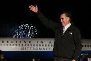 Mitt Romney Zip-up Jacket