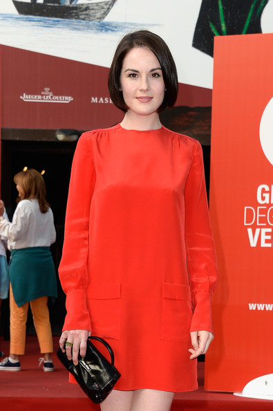 More Pics of Michelle Dockery B.o.B (1 of 8) - B.o.B Lookbook - StyleBistro