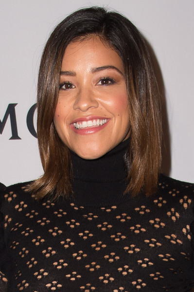 Gina Rodriguez's Medium Straight Cut